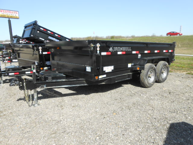 Norstar Ironbull Trailer Mountain Grove